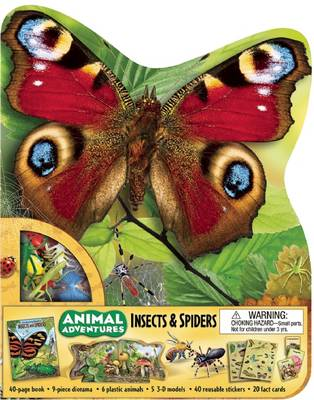 Animal Adventures: Insects & Spiders