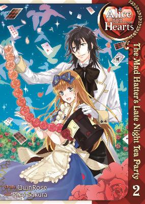 Alice in the Country of Hearts: Vol 2: Mad Hatter's Late Night Tea Party