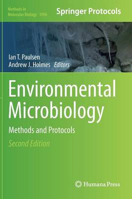 Environmental Microbiology: Methods and Protocols