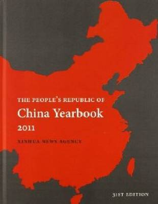 The Peoples Republic of China Yearbook 2011