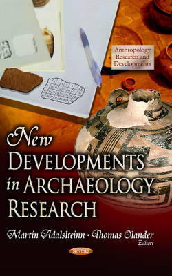 New Developments in Archaeology Research