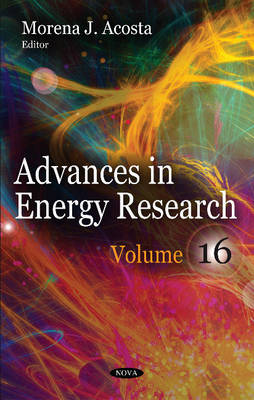 Advances in Energy Research: Volume 16