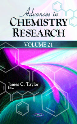 Advances in Chemistry Research: Volume 21