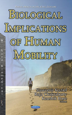 Biological Implications of Human Mobility