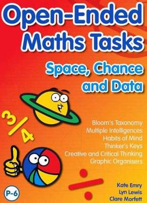 Open Ended Maths Tasks: Space, Chance and Data