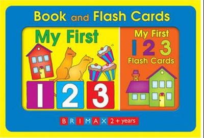 My First Numbers Book and Flashcards