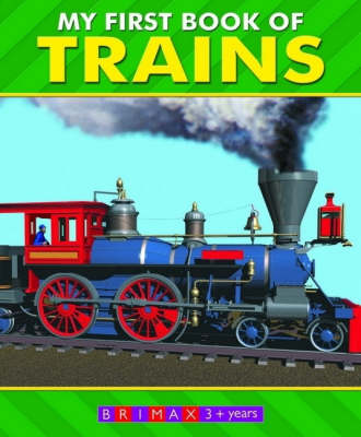 My First Book of Trains