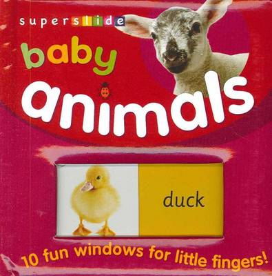 Paint With Water Baby Animals