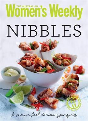 Nibbles: Canapes, snacks, bites and sweet treats