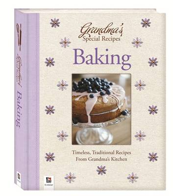 Grandma's Special Recipes Baking