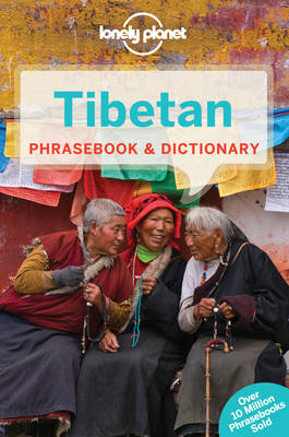 Lonely Planet Tibetan phrasebook