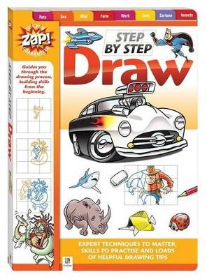 Zap! Step By Step Draw