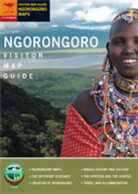 Ngorongoro Visitor Map Guide