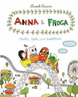 Anna and Froga 3: Thrills, Spills, and Gooseberries