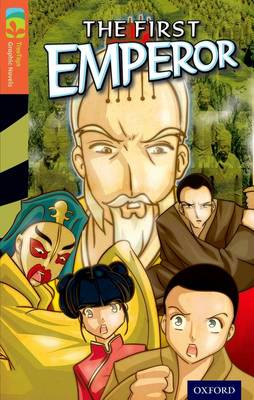 Oxford Reading Tree TreeTops Graphic Novels: Level 13: The First Emperor
