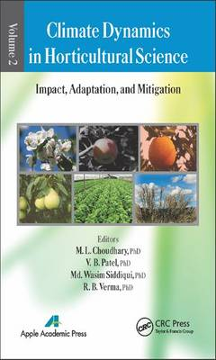Climate Dynamics in Horticultural Science, Volume Two: Impact, Adaptation, and Mitigation