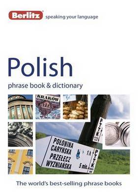 Berlitz Polish phrase book & dictionary