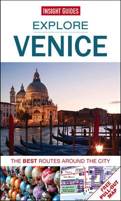 Insight Guides Explore Venice: The best routes around the city