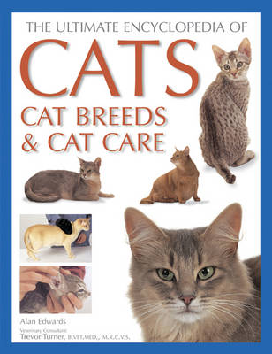The Ultimate Encyclopedia of Cats, Cat Breeds & Cat Care: a Comprehensive Visual Directory of All Recognized Cat Breeds, and a Step-by-step Guide to Cat Care
