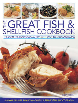 Great Fish and Shellfish Cookbook