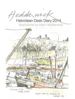 Hebridean Desk Diary 2014