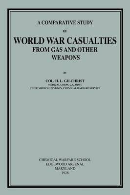 Comparative Study of World War Casualties from Gas and Other Weapons
