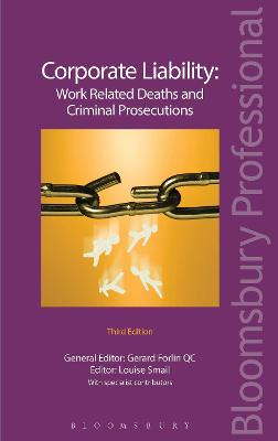 Corporate Liability: Work Related Deaths and Criminal Prosecutions