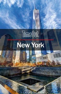 Time Out New York City Guide: Travel Guide with Pull-out Map