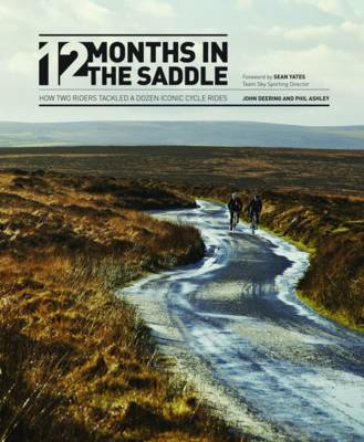 12 Months in the Saddle: How Two Riders Tackled a Dozen Iconic Cycle Rides