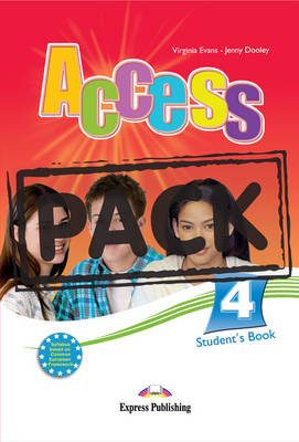 Access: Level 4: Student's Pack (International)