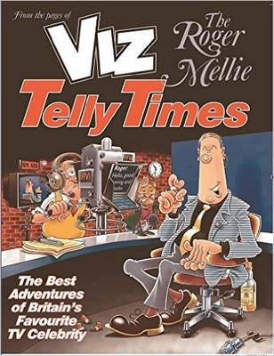The Roger Mellie Telly Yearbook