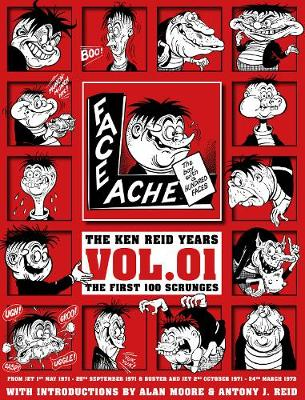 Faceache vol 1: The First Hundred Scrunges