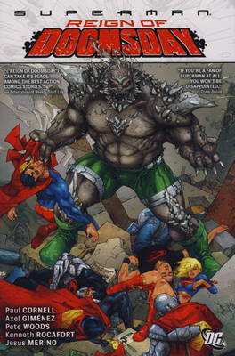 Superman: Reign of Doomsday Reign of Doomsday
