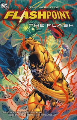 Flashpoint: World of Flashpoint Featuring The Flash