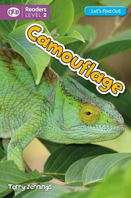 Let's Find Out: Camouflage: Level 2: Readers
