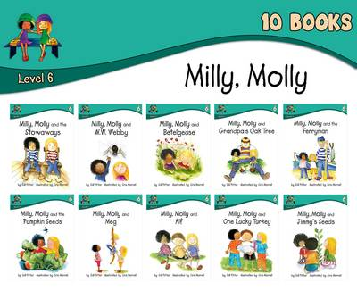 Milly Molly: Level 6 - 10