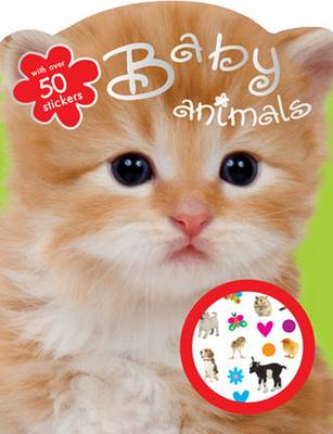 Mini Colouring Books: Baby Animals