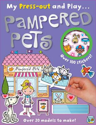 Pampered Pets My Press Out and Play