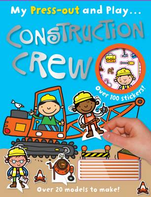 Construction Crew My Press out and Play