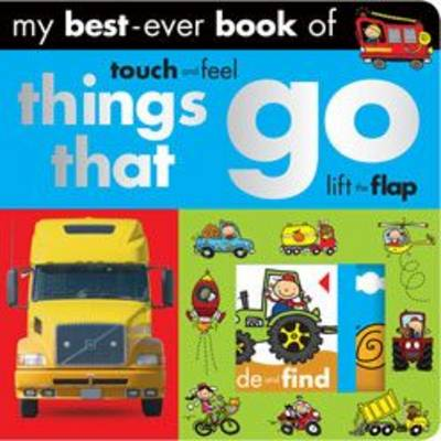 My Best Ever Book of Things That Go
