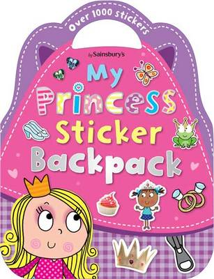 My Princess Sticker Backpack