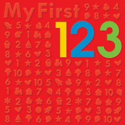 My First 123 Bubble Board Book