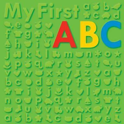 My First ABC Bubble Board Book
