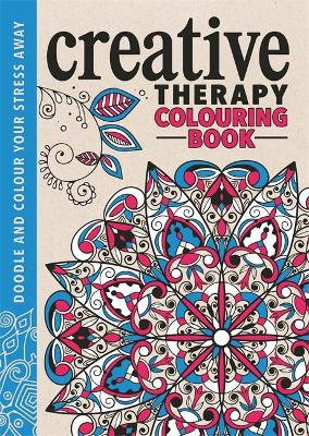 Creative Therapy: An Anti-Stress Colouring Book