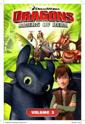 DreamWorks' Dragons: Volume 3: The Ice Castle (How to Train Your Dragon TV)