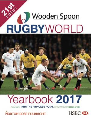 Rugby World Yearbook 2017: Wooden Spoon