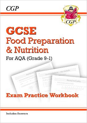 New Gcse Food Preparation And Nutrition
