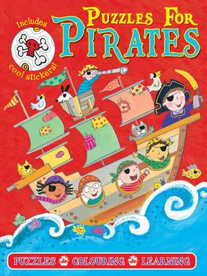 Pirate Puzzles Red