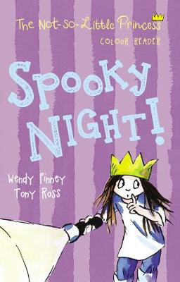 Spooky Night! (The Not So Little Princess)