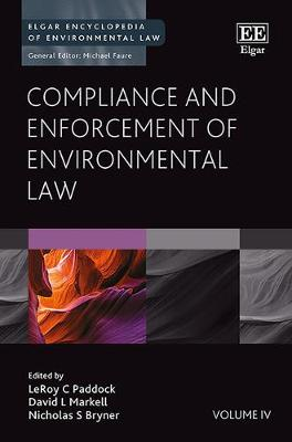 Compliance and Enforcement of Environmental Law